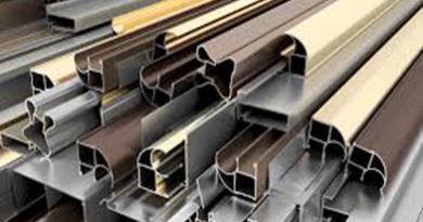 Aluminyum Profil Kesitleri
