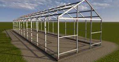 Light Gauge Steel Structural Profiles