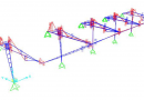 Ankara Optimum AVM Tente Projesi Modeli