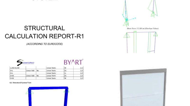 Byart Tente Sistemleri Kayar Cam Sistemleri Projesi, Reading-Ingiltere